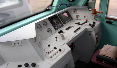 Э5К кабина