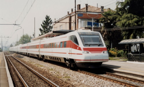 ETR 480-009. Италия. Автор: silvano vecchi. Дата: 9 мая 1998 г.