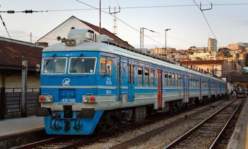 412-105 412-106. Сербия, Белград, станция Белград. Автор: Hunter. Дата: 17 июля 2012 г.