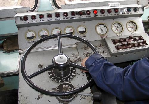ПЭУ2-001 пульт машиниста