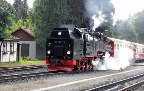 99 7237-3. Германия, Harzer. Автор: Zack W. Дата: 6 сентября 2012 г.