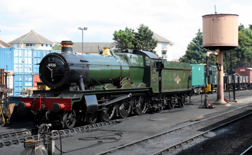 GWR 4900 4936. Автор: Helgoland01. Дата: 3 августа 2014 г.