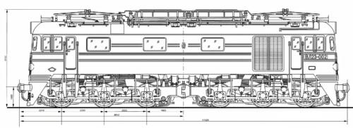 ВЛ23 схема. Автор: Ермоленко С.