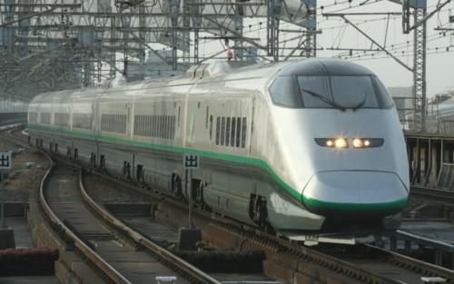 E3-1000 L51. Япония, станция Omiya. Автор: Rsa. Дата: 16 апреля 2011 г.