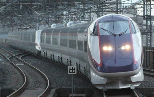 E3-2000 L64. Япония, станция Omiya. Автор: Rsa. Дата: 17 мая 2014 г.