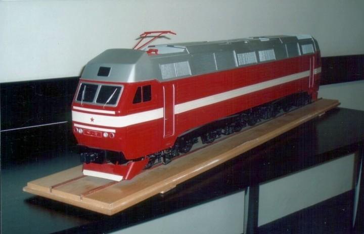 ЧС12 модель