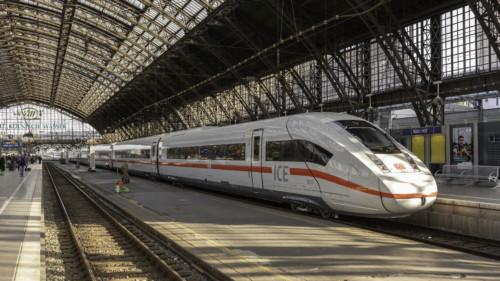 ICE4 9013. Германия, Кёльн, центральный вокзал. Автор: Rob Dammers. Дата: 27 апреля 2018 г.