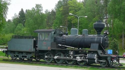 Tk3-1170. Финляндия, Karis. Автор: Sirka B. Дата: 23 мая 2010 г.