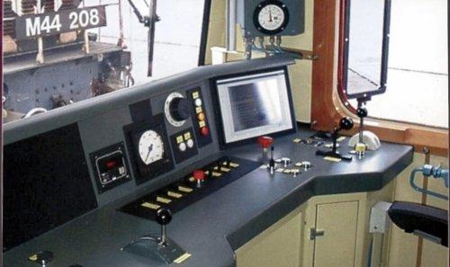 М41 2301 кабина. Автор: Polonyi Istvan