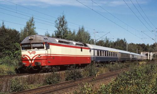 Dr13-2324. Финляндия, Tampere - Turku. Автор: Christian Vanheck. Дата: 18 августа 1997 г.