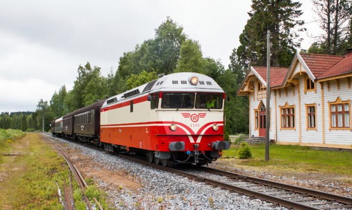 Dr13-2343. Финляндия, Asunta. Автор: Roope Toiviainen. Дата: 6 июля 2017 г.