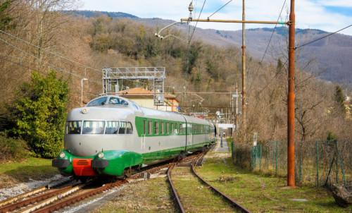 ETR 252. Италия, Porrettana. Автор: Simone Facibeni. Дата: 21 января 2019 г.