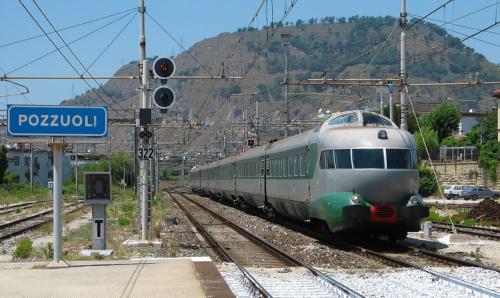 ETR 302. Италия, Pozzuoli. Автор: Francesco Maria. Дата: 6 июля 2003 г.