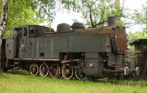 Tw47-2558. Польша, станция Bytom Karb.
