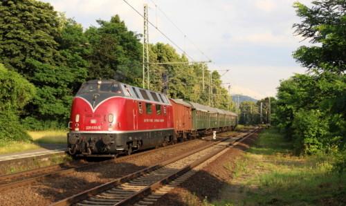 MEH 220 033. Германия, Bonn Oberkassel. Автор: Stephan Breugelmans. Дата: 22 июня 2019 г.