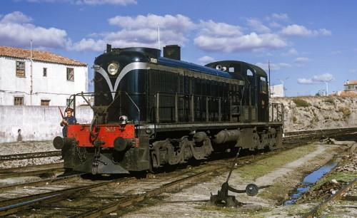 RSC-2 1503. Португалия, Formoso. Автор: Joe McMillan. Дата: 10 октября 1966 г.