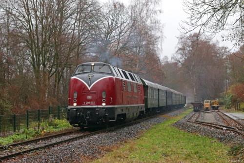 V200 033. Германия, Zeche Nachtigall. Автор: c g86. Дата: 8 декабря 2018 г.