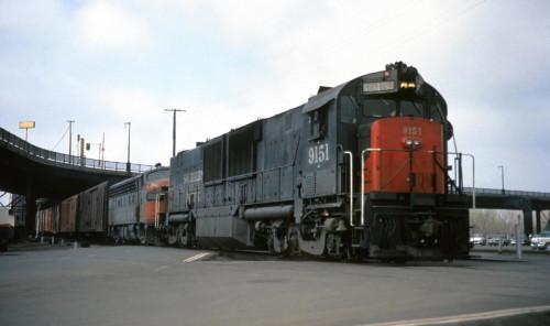 DH-643 9151. США, Калифорния. Автор: Rob Sarberenyi. Дата: 1966 г.