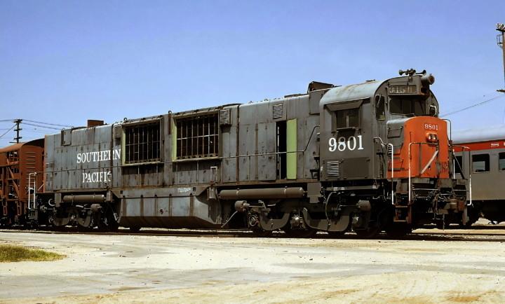 DH-643 9801. США, Калифорния. Автор: R.L. Dengler. Дата: 1972 г.
