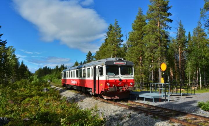 Y1 1356. Швеция, Vilhelmina Norra. Автор: The STB. Дата: 25 июня 2018 г.