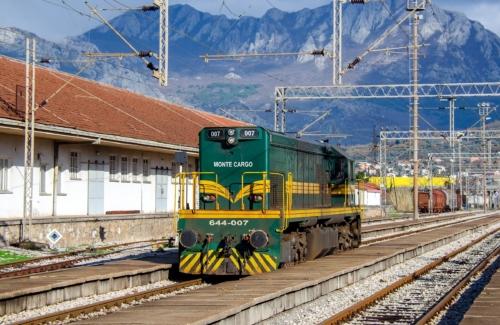644-007. Черногория, станция Бар. Прислал на TrainPix: Анатолий Нагорнов. Дата: 5 января 2021 г.