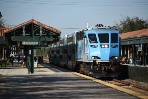 BL36PH 822. США, Флорида, Tri-Rail. Автор: Albert (Rudy) R. Дата: 25 февраля 2016 г.