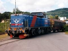 SJ T44 267. Швейцария. Автор: Stig Baumeyer. Дата: 8 июля 1999 г.