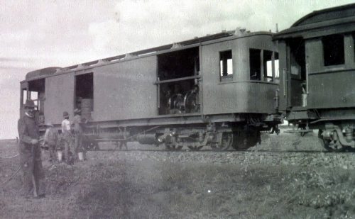 GE1. ЮАР. Автор: Hennie Heymans. Дата: 1923 г.